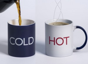 Hot or Cold Which Beverages