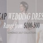 Where to Shop for Inexpensive Wedding Dresses