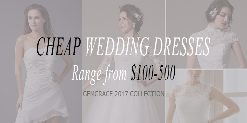 Where to Shop for Discounted/Inexpensive Wedding Dresses