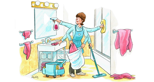 Common Housekeeping Mistakes To Avoid