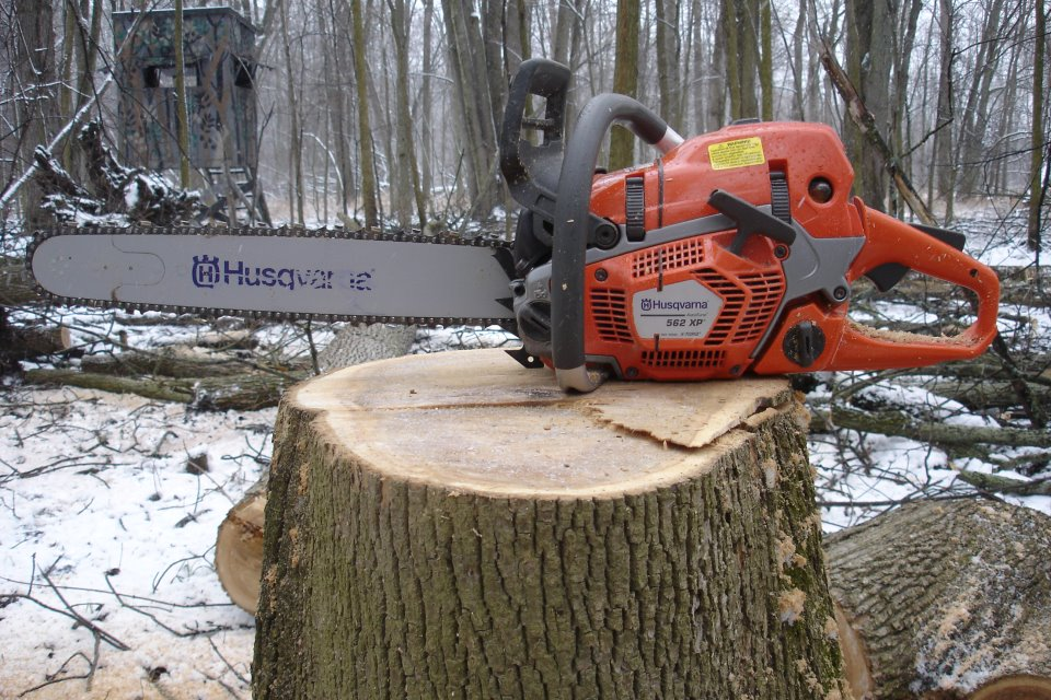 Different Uses for Chainsaws